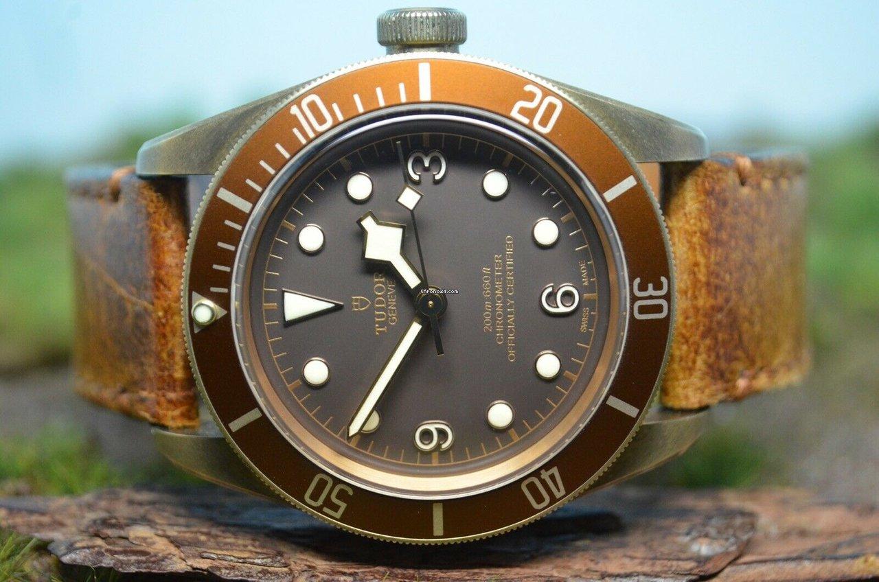 Tudor Black Bay Bronze 79250B / Code: 7921 new