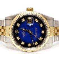 Rolex 16233 Gold/Steel 1994 Datejust 36mm pre-owned United Kingdom, London