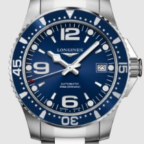 Longines HydroConquest new 2021 Automatic Watch with original box and original papers L37414966