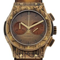 Hublot Automatic Brown 45mm pre-owned