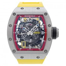 Richard Mille Titanium 42mm Automatic RM030 pre-owned