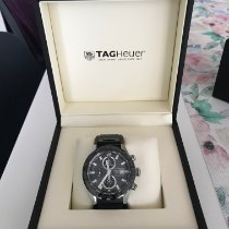 TAG Heuer Watch pre-owned 2018 43mm Automatic Watch with original box and original papers