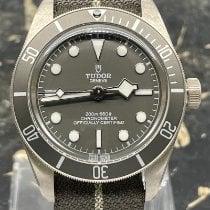 Tudor (チューダー) シルバー 自動巻き グレー 文字盤無し 39mm 新品 ブラックベイ・フィフティエイト