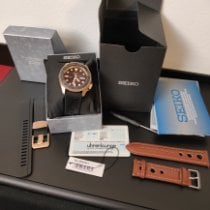 Seiko 5 Sports pre-owned 42,5mm Black Date Buckle