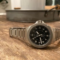 Yema 39mm Automatic Fly2020.ans pre-owned