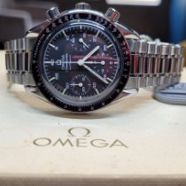 Omega Speedmaster Reduced new 1997 Automatic Chronograph Watch with original box and original papers 3510.50.00