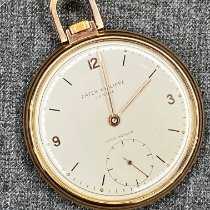 Patek Philippe Watch pre-owned 1945 Rose gold 46mm Arabic numerals Manual winding Watch only