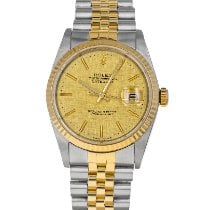 Rolex 16233 Gold/Steel 1989 Datejust 36mm pre-owned United States of America, Maryland, Baltimore, MD