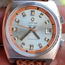 Orfina 37mm Automatic pre-owned
