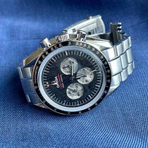 Omega 311.30.42.30.99.001 Staal 2010 Speedmaster Professional Moonwatch 42mm nieuw