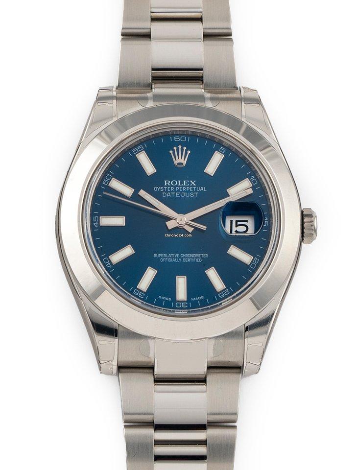 Rolex Datejust II 116300 2015 new