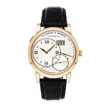 A. Lange & Söhne Grand Lange 1 Rose gold 42mm Silver Roman numerals United States of America, Pennsylvania, Bala Cynwyd