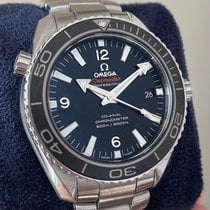Omega Seamaster Planet Ocean Steel 42mm Black Arabic numerals United States of America, Florida, NAPLES