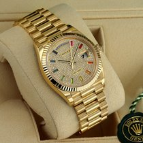 Rolex Day-Date 36 Yellow gold 36mm United States of America, New York, Airmont