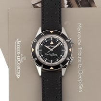 Jaeger-LeCoultre Memovox Tribute to Deep Sea Steel 40.5mm Black United States of America, New York, Airmont