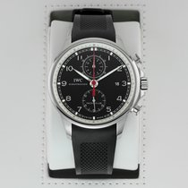 IWC Portuguese Yacht Club Chronograph IW390210 Unworn Steel 45.4mm Automatic United States of America, New York, Airmont