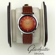 Glashütte Original Sixties Steel 39mm Orange