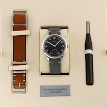 Longines Steel 43mm Manual winding L2.826.4.53.2 new United States of America, New York, Airmont
