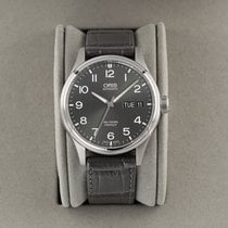 Oris Big Crown ProPilot Day Date Steel 45mm Grey United States of America, New York, Airmont