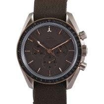 Omega Speedmaster Professional Moonwatch Titanium 42mm Grey No numerals UAE, Dubai