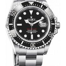 Rolex 126600-0001 Staal Sea-Dweller 43mm tweedehands