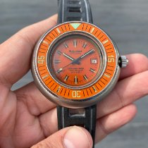 Philip Watch Steel 50mm Automatic Caribe pre-owned