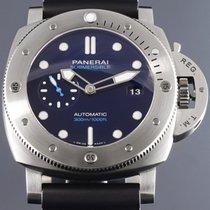 Panerai Luminor Submersible 1950 3 Days Automatic nuevo 2019 Automático Reloj con estuche y documentos originales PAM 00692
