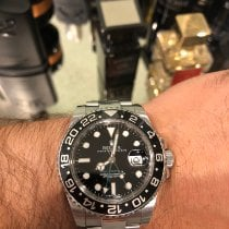 Rolex GMT-Master II 116710LN Very good Steel 40mm Automatic United States of America, New York, howard beach