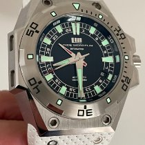 Linde Werdelin Steel 44mm Automatic B1.T1.22 pre-owned