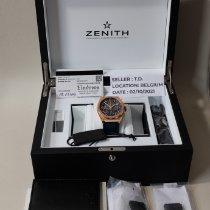 Zenith Defy El Primero Roségoud 44mm Doorzichtig Geen cijfers
