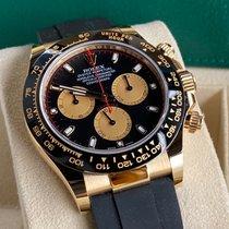 Rolex 116518LN-0039 Geelgoud 2021 Daytona 40mm nieuw