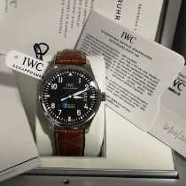 IWC Pilot Mark IW326501 Very good Steel 41mm Automatic
