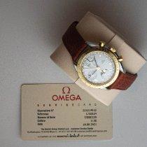 Omega Speedmaster Professional Moonwatch Moonphase Oro giallo 39mm Bianco Italia, VERONA
