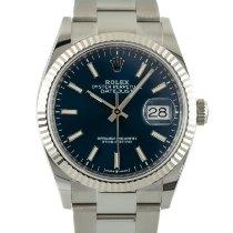 Rolex Datejust nuovo 2021 Automatico Orologio con scatola e documenti originali 126234