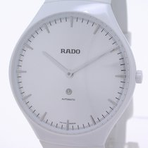 Rado True Thinline Cerámica 40mm Blanco