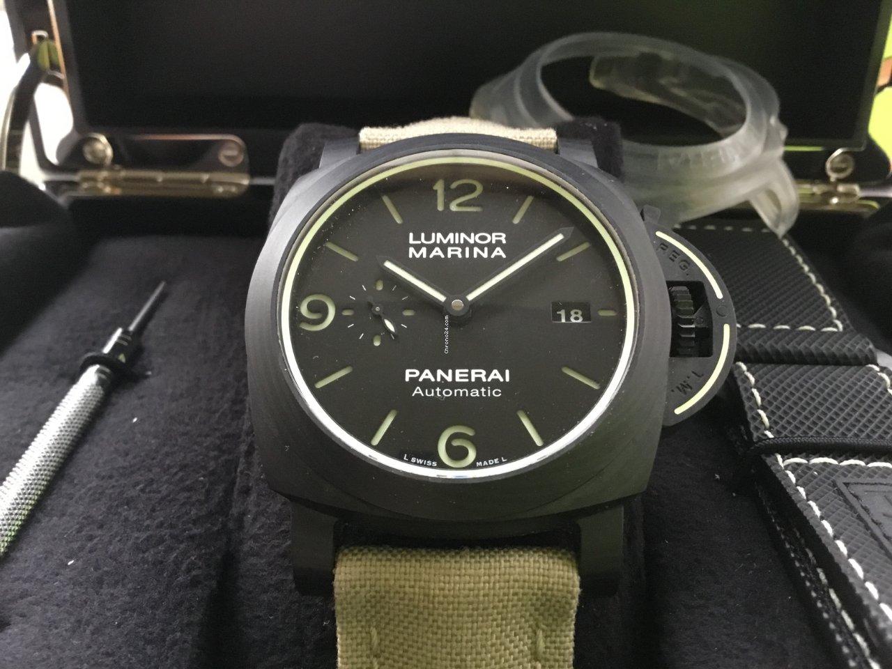 Panerai Luminor Marina PAM 01118 2021 new