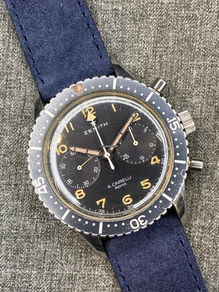 Zenith CP-2 1960 pre-owned