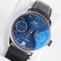 IWC Portugieser Automatik neu 2020 Automatik Uhr mit Original-Box und Original-Papieren IW500710