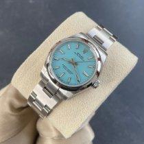 Rolex Oyster Perpetual 31 Steel 31mm Blue United Kingdom, Plymouth