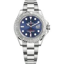 Rolex Yacht-Master 40 Platinum 40mm Blue No numerals United States of America, California, Los Angeles