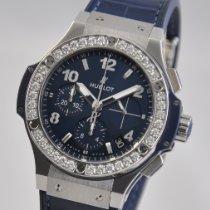 Hublot Big Bang 41 mm Steel 41mm Blue Arabic numerals United States of America, Ohio, Mason