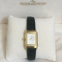 Jaeger-LeCoultre Women's watch Reverso Duetto 21mm Manual winding pre-owned Watch with original box and original papers