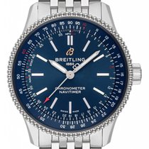 Breitling Navitimer A17395161C1A1 New Steel 35mm Automatic