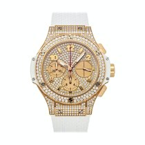 Hublot Women's watch Big Bang 41 mm 41mm Automatic Watch with original box and original papers