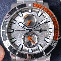 Ulysse Nardin Maxi Marine Diver Titanium 45mm Silver No numerals United States of America, Wisconsin, La Crosse