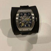 Richard Mille new Automatic 50mm Titanium Sapphire crystal