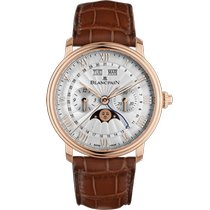 Blancpain Villeret Complete Calendar new 2021 Automatic Chronograph Watch with original box and original papers 6685-3642-55B