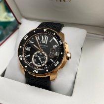 Cartier Calibre de Cartier Diver new 2014 Automatic Watch with original box and original papers W7100052