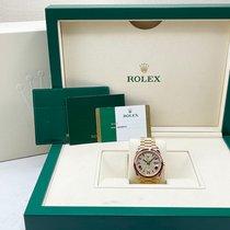 Rolex (ロレックス) デイデイト 40 中古 40mm ゴールド イエローゴールド