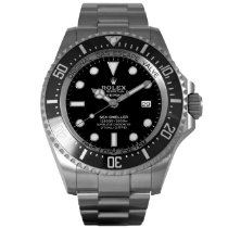 Rolex Sea-Dweller Deepsea Staal 44mm Zwart Nederland, Purmerend